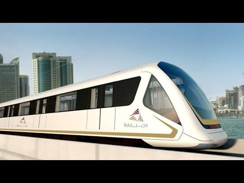 Qatar Metro Rail Now Start