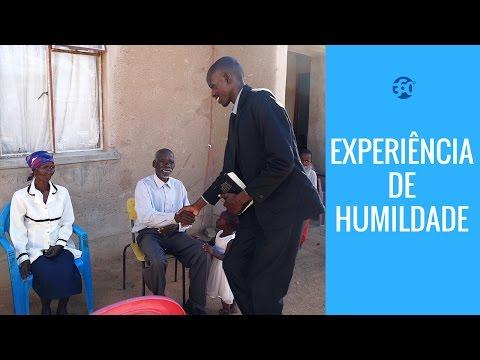 Uma Esperiência de Humildade (Botsuana)