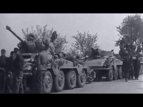 SdKfz 234 Puma Armored Car (HD)