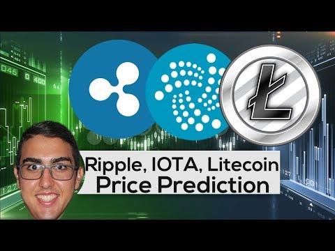 Price Predictions - Ripple ($XRP), IOTA ($IOT), and Litecoin($LTC)! (12/16/17)