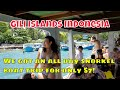 ⛵Snorkel boat trip in Gili Islands Indonesia ALL DAY only $7 USD.  Deal! Equipment incl.