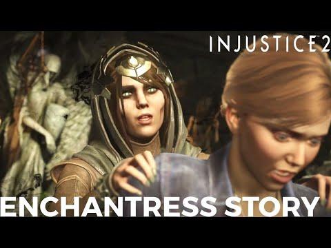 INJUSTICE 2 MULTIVERSE MODE Gameplay German - Enchantress Story