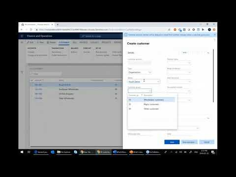 Dynamics 365 | Finance & Operations | New Financial Features | Number Sequences | Western Computer