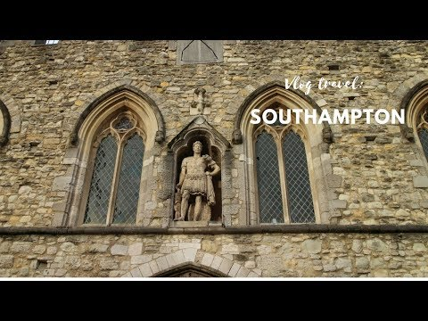 UK Travel: Саутгемптон.