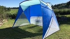 Caravan Canopy Sport Shelter Unboxing, Setup, Takedown, Review