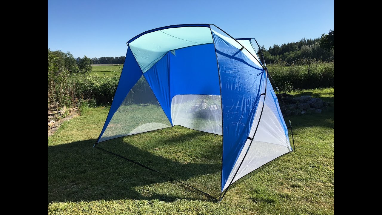 Caravan Canopy Sport Shelter Unboxing Setup Takedown Review & Caravan Canopy Sport Shelter Unboxing Setup Takedown Review - YouTube