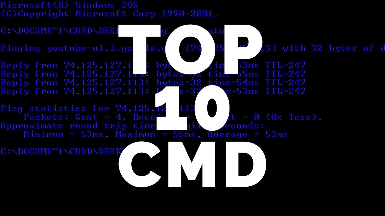 Top 10 Commands For Windows User Should Know   Most Useful Commands For Windows