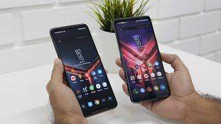 Asus ROG Phone 3 vs ROG Phone 2 Compared