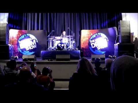Mike Johnston  - Main Stage Performance - London Drum Show 2015
