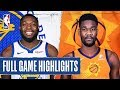 WARRIORS at SUNS | FULL GAME HIGHLIGHTS | February 29, 2020