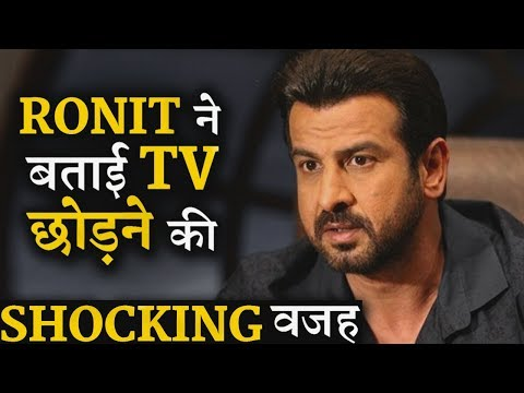 Ronit Roy Will NEVER Come Back on TV