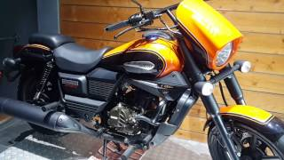 UM MOTORCYCLE, RENEGADE COMMANDO, RENEGADE SPORT 300CC INDIA 2016