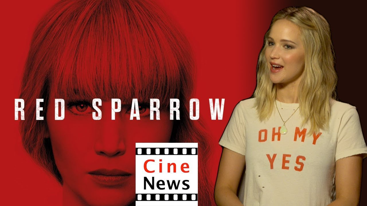Red Sparrow – Interview: Jennifer Lawrence - YouTube