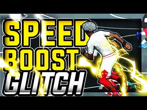 NBA 2K19: *NEW* BACKDOOR SPEED BOOST GLITCH WITH ANY BUILD (NBA 2K19 Glitch!)