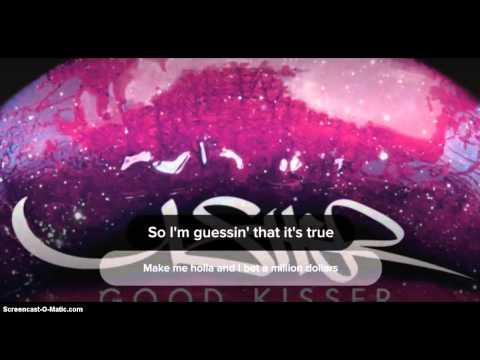 Usher-Good Kisser-Lyrics