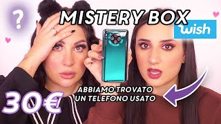 ULTIMA MISTERY BOX WISH DA 30€ 😱!!! parte 2