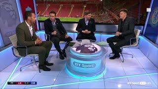 Frank Lampard, Rio Ferdinand & Steven Gerrard talk Mohamed Salah's rise