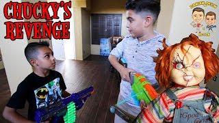 CHUCKY'S REVENGE | D&D SQUAD BATTLES