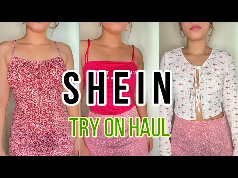 SHEIN TRY ON HAUL (Philippines) First Shein Haul #Shein || Monica Sandra Ronda