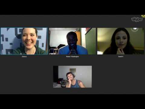 Jet ESTP & Sandi INFJ & Zinerva ISFP & Robert ENFJ Interactions pt 1