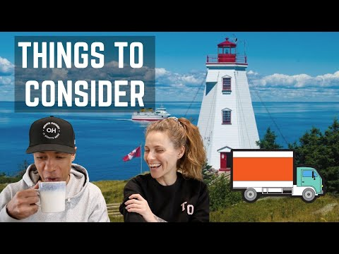 Thinking Of Moving To New Brunswick For Work Or Play? [Watch this first]