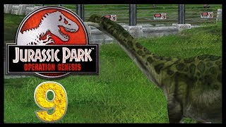 Jurassic Park: Operation Genesis - Episode 9 - Two new dinos!