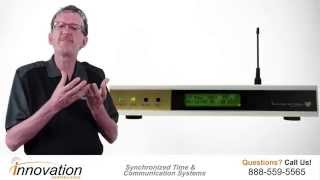 3 Key Components Of A Wireless Clock System