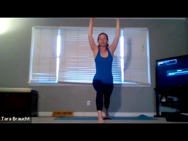 Strength and Stretch take 2 with Tara!