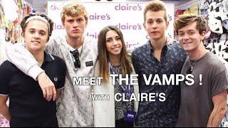 MEET THE VAMPS ! // 101ThingsGirlsLike thumbnail