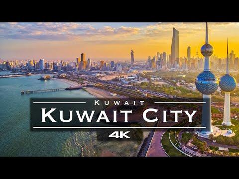 Kuwait City, Kuwait 🇰🇼 - by drone [4K] | مدينة الكويت من فوق