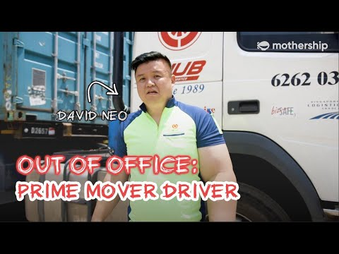 What's A Typical Day Like For A Prime Mover Driver?