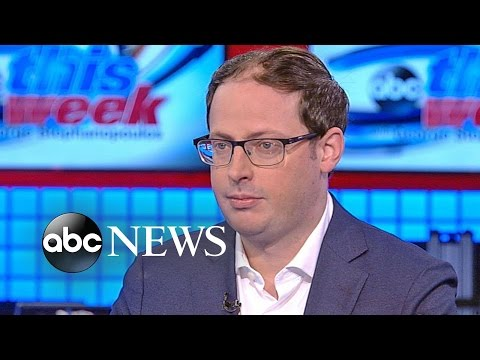 Nate Silver on FiveThirtyEight's Election Day Forecast