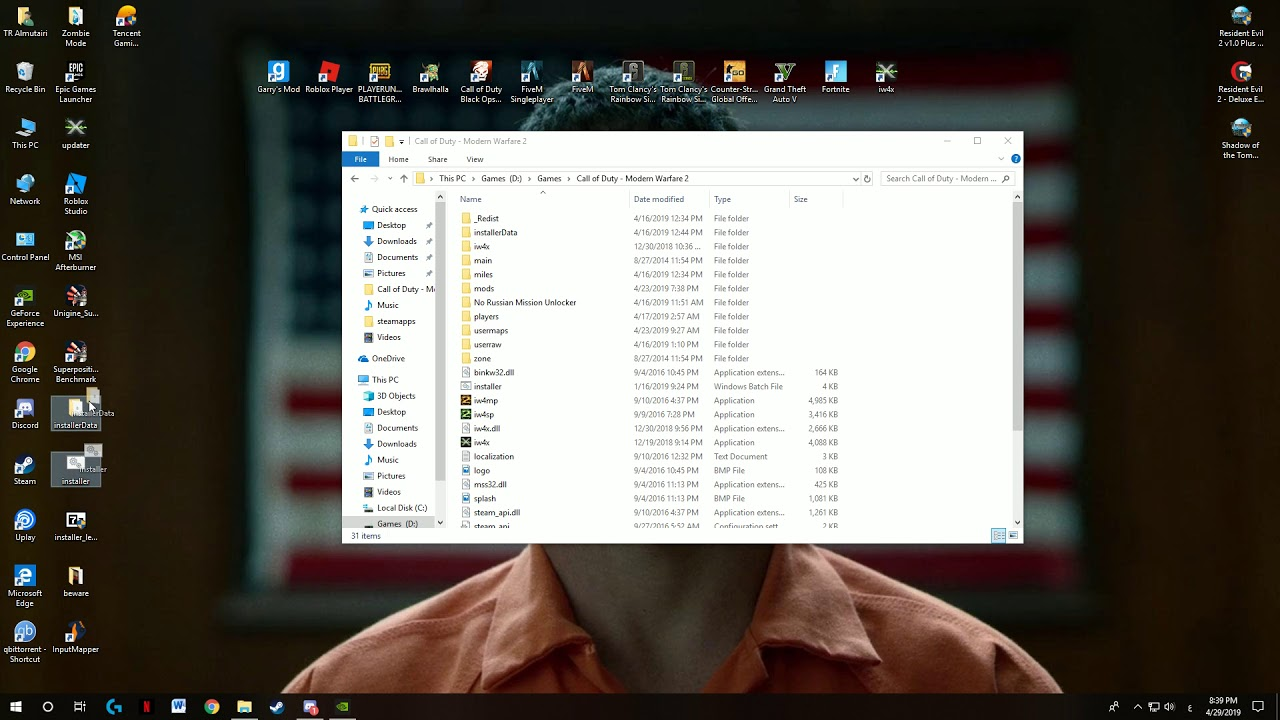 How To Install IW4x In 2019 (Windows 10 Only)(Please Read