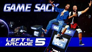 Left in the Arcade 5 - Game Sack
