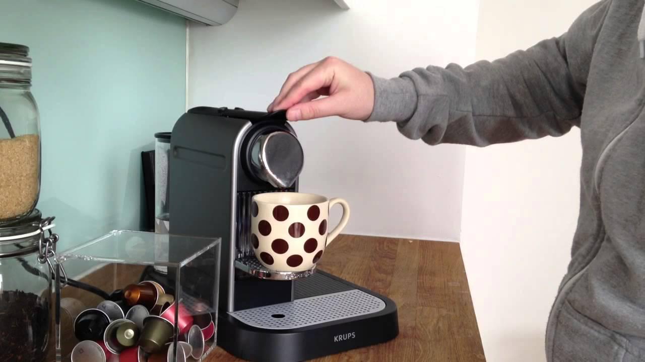 Best Nespresso Machine UK