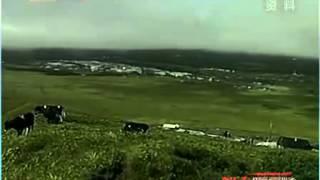 2012/7/5ロシアの首相と、ボードロシア·日本係争の島
