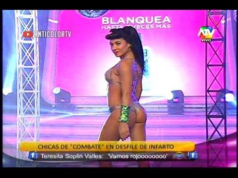 De Desfile Es Infarto En Bacan230813 Combate Bikinicombate ywvNOmP8n0