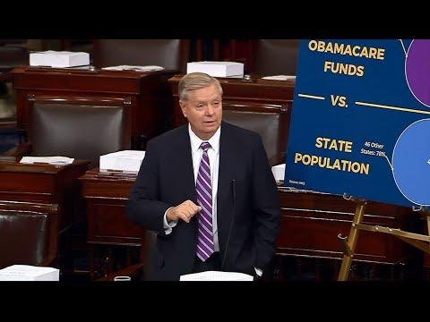 Graham Floor Speech On Graham-Cassidy-Heller-Johnson Proposal
