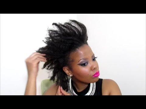 True Life | THE AFRICAN THREADING METHOD (natural hair struggles [FUNNY])