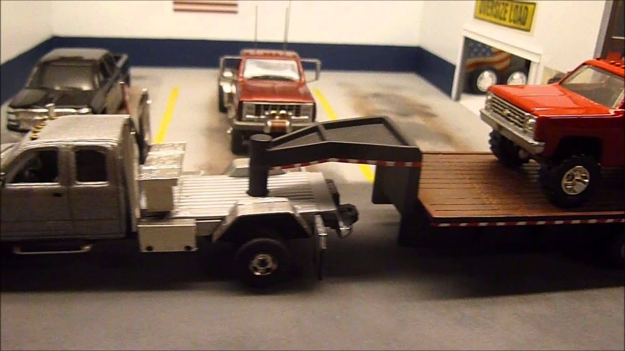 1 64 Custom Truck Ertl Video 5 Short Video Youtube