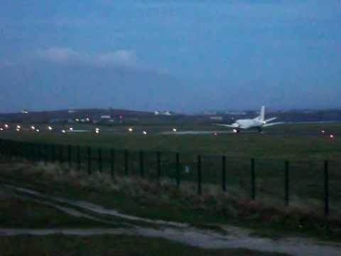 FLYBE Saab340 CFN AIRPORT--DONEGAL EIRE