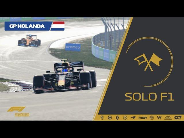 🔴 F1 2020 // Retransmisión SoloF1 (Gp Holanda)