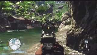 FPSFREAK.NET - Far Cry 3 XBOX 360 Multiplayer Gameplay - Team Deathmatch - Hideout