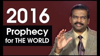 The Plan Of God For 2016 | Dr. Paul Dhinakaran