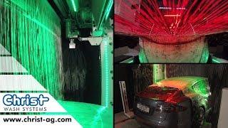 GENIUS Vitesse mit Foam Splash - english - CHRIST WASH SYSTEMS