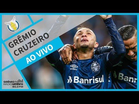 AO VIVO  Grêmio x Cruzeiro (Brasileirão 2018) l GrêmioTV eb5b505a787ee