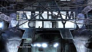 Batman arkham city Robin prison riot combat challenge
