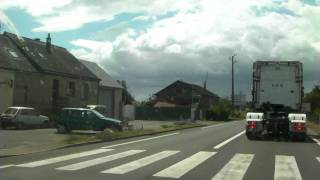 Francueil village Locomotion day
