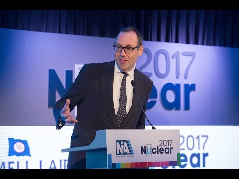 Nuclear 2017 - Richard Harrington, Minister for Business, Energy and Industrial Strategy