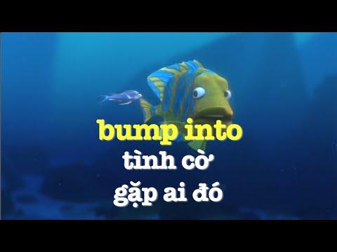 Học tiếng Anh qua phim ảnh: Bump Into - phim Finding Nemo (VOA)